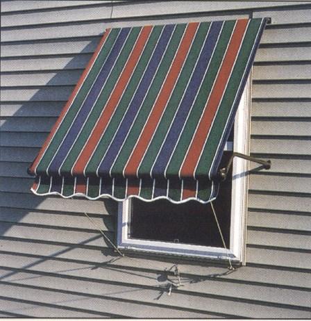 Futureguard Window Awning 5700 Custom Canvas Co
