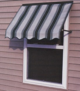 Futureguard Window Awning 3300 Custom Canvas Co