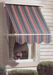 Perma Robusta Retractable Window Awning